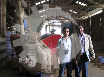 Indian Customer Visit