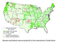 Biomass Power and Biomass Energy in America